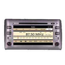 Двоен дин навигация за Fiat Stilo(02-10) 8807G-FIA, WinCE, GPS, DVD, 7 инча