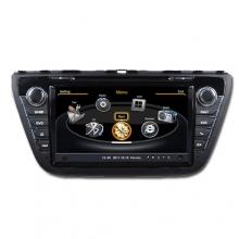 GPS навигация за Suzuki Cross Autoradio C337G-SC, WinCE, GPS, DVD, 8 инча