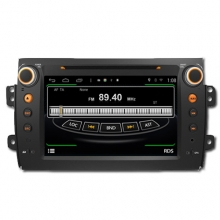 GPS навигация за Suzuki SX4(06-12) M124G-SX4 ANDROID QUAD-CORE 8 инча