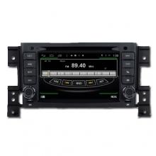 GPS навигация за Suzuki Gran Vitara (05-10) M053G-SGV ANDROID QUAD-CORE 7 инча
