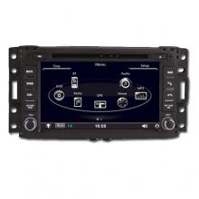 Навигация двен дин за Hummer H3(06-09) 8724G-H3, GPS, DVD, WinCE, 7 инча