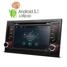 Мултимедийна навигация за  Audi A4,S4,RS4 7 инча PF75AA4A, Android, OBD2