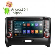 Двоен Дин навигация за Audi TT PF75ATTA Android, GPS