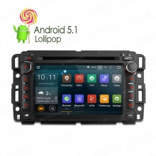 Double Din навигация за CHEVROLET, PF75JCCA  Android, DVD, WiFi, GPS, 7 инча