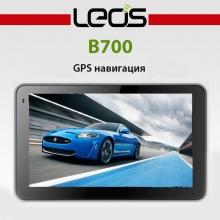 Двуядрена GPS навигация LEOS B700