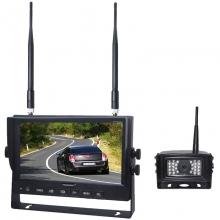 Комплект 7 инча безжичен монитор+ Безжична камера M02104CH