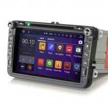Мултимедийна навигация SKODА ES3015V, DVD,3G,DAB+, CD, GPS, 8 инча