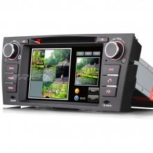 Навигация двоен дин ES7067B за BMW E90 E91 E92 E93, GPS, DVD, WinCE, 7 инча