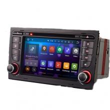 Мултимедия двоен дин за AUDI A4(02-07) ES3078A, Android, GPS, 7 инча