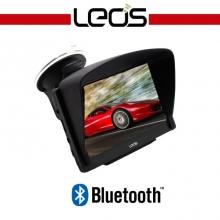 Bluetooth навигация за камион LEOS M100BT 7 инча, 800MHZ, 256RAM, 8GB + СЕННИК