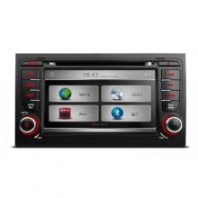Мултимедия навигация за Audi A4/S4/RS4 PX71AA4 GPS, DVD, WinCE, 7 инча