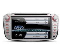 Двоен дин за Ford Focus PF71FSFS-S, GPS, DVD, WinCE, 7инча