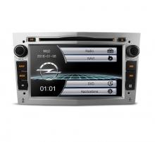 Двоен дин навигация за Opel Astra, Vectra, Corsa, Zafira PF71OLOS-S, WinCE, GPS, DVD, 7 инча