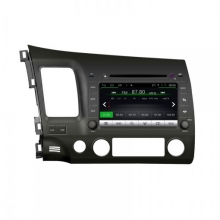 GPS навигация за Honda Civic (06-11) M044G-CIV  Android, GPS, DVD, 8 инча
