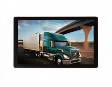 LEOS M50 двуядрена навигация за камион 5 инча, 256 MB RAM, 2 програми