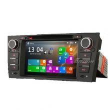Навигация двон дин за BMW E90 ES7167B GPS, DVD, 3G, 7 инча