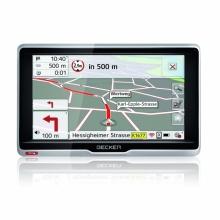 GPS навигация за камион и кемпер Becker Transit 6s LMU , BG+EU + Доживотна актуализация