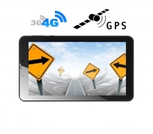4G таблет GPS навигация с Android DIVA 7″, SIM, Quad Core, 1GB, 24GB, 2 програми