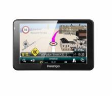 Prestigio Навигация за камион GEOVISION 5068 EU - 800MHZ, 4GB, 128MB RAM