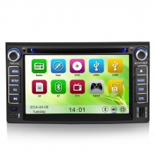 Double din навигация за KIA N KI01N GPS, WinCE, DVD, 7 инча