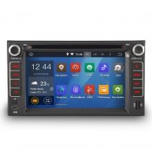 Double din навигация за KIA с Android N KI02A, GPS, DVD, WiFi, 7 инча
