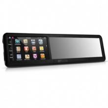 Огледало с GPS навигация и монитор за обратно виждане 4.3 инча, Bluetooth
