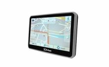 GPS навигация за камион 2Drive, 7 инча, Bluetooth, 256MB RAM + сенник