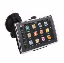 Двуядрена GPS навигация Mediatek MTK5 за камион 5 инча, 800mhz, 256MB RAM
