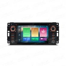 Навигация двоен дин за JEEP, DODGE,CHRYSLER с Android 6.0 PB65WRJAP, GPS, WiFi, 7 инча