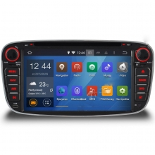 Навигация за Ford Focus, Mondeo, S-Max, Galaxy с Android N FD18A, GPS, WiFi, 7 инча