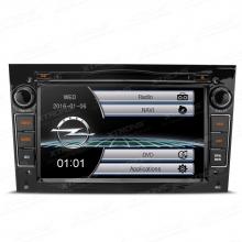 Навигация двоен дин за Opel Astra, Vectra, Corsa, Zafira PF71OLOS-B, WinCE, GPS, DVD, 7 инча