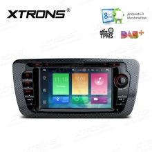 Навигация двоен дин за SEAT IBIZA с Android 6.0 PB76IBSAP, GPS, WiFi, 7 инча