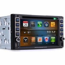 Универсална мултимедия двоен дин ES737G, GPS, DVD Player, WinCE, 6.2 инча
