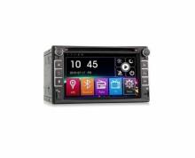 Универсална мултимедия двоен дин ES6536G, GPS, DVD Player, WinCE, 6.2 инча