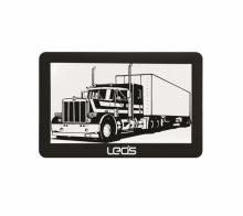 Навигация за камион LEOS TRUCK MATE 5 инча, 256MB, Сенник