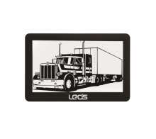 Навигация за камион LEOS TRUCK MATE 7 инча, Сенник