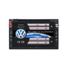 Навигация двоен дин за VW SEAT SKODA VW0701W GPS, DVD, WinCE, 7 инча