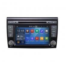 Навигация двоен дин за Fiat Bravo (07-12) N FT03A с Android GPS, DVD, 7 инча