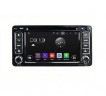 Навигация двоен дин за Mitsubishi N MS02A с Android GPS, DVD, 7 инча