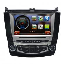 Навигация двоен дин за Honda Accord HN18W, GPS, DVD, 7 инча