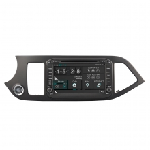 Навигация за KIA Picanto след 2011 с WinCE 6.0 N KI10N GPS, DVD, 8 инча