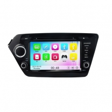 Навигация за KIA K2/Rio след 2011 с WINCE KI12I GPS, DVD, 8 инча