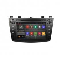 Навигация двоен дин за Mazda 3 (09-13) с ANDROID N MZ03A GPS, DVD, 8 инча