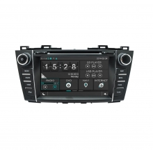 Навигация двоен дин за Mazda 5/Premacy (09-12) с WINCE 6.0 N MZ04N GPS, DVD, 8 инча