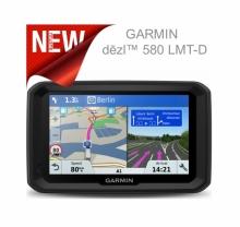 GPS навигация GARMIN DEZL 580 LMT-D за камион EU BG WIFI