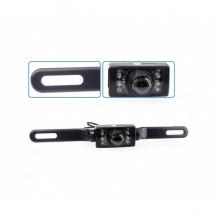 Универсална камера за задно виждане за рамка на номера с инфраред диоди AT-800IR