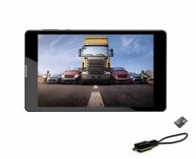 5в1 Таблет навигация за кола - камион NAVITEL T500 3G, Android 7, ТВ, 2 програми