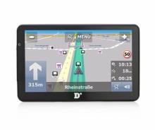 GPS навигация за кола Diniwid N7 7 инча, 256BM RAM