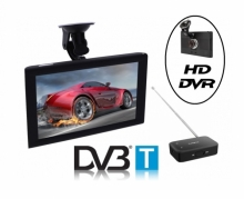 4в1 GPS навигация LEOS DRIVE XL - 9 инча, Android, DVR, 8GB, WIFI, ТЕЛЕВИЗИЯ