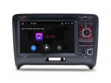 Мултимедийна навигация за AUDI TT, TTS с Android 10 A4480H GPS, WiFi,DVD  7инча